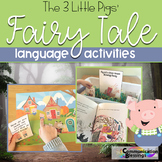 Three Little Pigs Language Activities