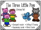 Three Little Pigs Literacy Unit