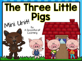 Three Little Pigs Mini Unit