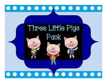 Three Little Pigs Pack