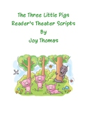 Three Little Pigs Reader's Theater Scripts