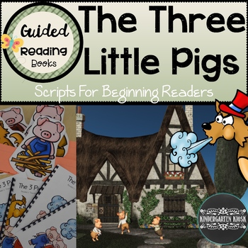 Readers Theater Three Little Pigs