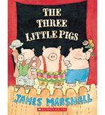 Three Little Pigs Reader's Theater