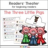 Three Little Pigs Readers' Theater Script