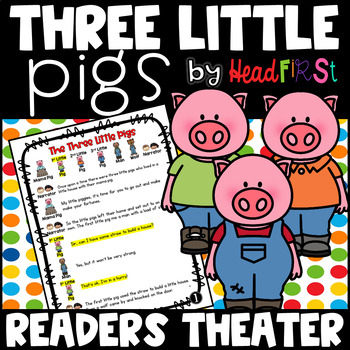 Three Little Pigs Readers Theater