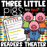 Three Little Pigs Readers Theater Fairy Tales