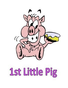 Three Little Pigs Readers' Theater for Emergent Readers