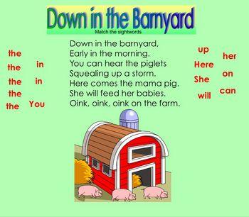 Three Little Pigs Smartboard Fun