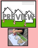 Three Little Pigs Story Sequencing Craft Activity - Fairy Tales