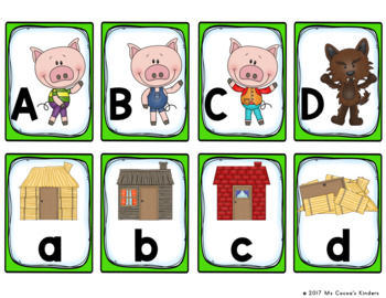 Three Little Pigs Thematic Unit