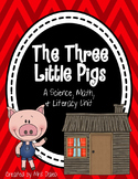 Science Experiment & Unit: Three Little Pigs Build A House