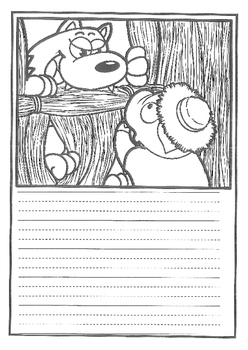 Three Little Pigs Writing Prompts