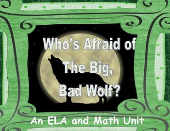 3 Little Pigs and Wolves (Nonfiction) CCSS W.1.1 W.1.2, W.1.7, W.1.8, RI.1, RI.2