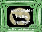 3 Little Pigs and Wolves (Nonfiction) CCSS W.1.1 W.1.2, W.