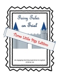 Three Little Pigs on Trial (Fractured Fairy Tale Trials)
