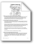 Three Lost Princesses: Literature Extension Activities