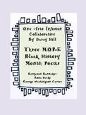 Three MORE Black History Month Poems