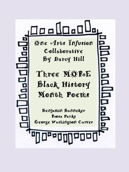Three MORE Black History Month Poems