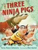 Three Ninja Pigs Centers Activities - *DIFFERENTIATED!!!*