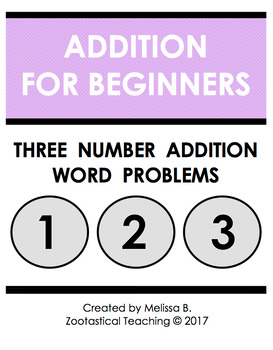 Three Number Addition