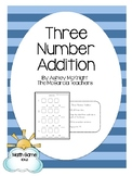 Three Number Addition