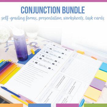 Conjunctions: Coordinating, Correlative, Subordinating, Conjunctive Adverbs