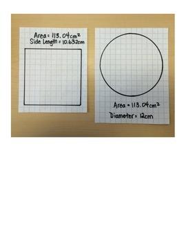 Critical Thinking Three-Part Mathematics Lesson: Circumference Measurement