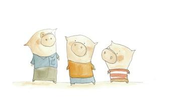 Drama - Three Pigs Plus