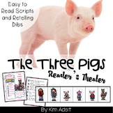 Reader's Theater: Three Pigs