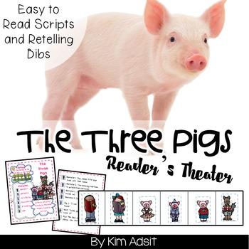 Reader's Theater: Three Pigs