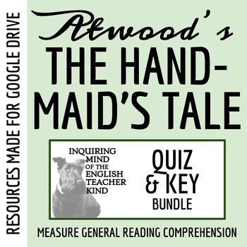 The Handmaid's Tale Quiz Bundle