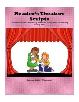 Three Reader's Theater
