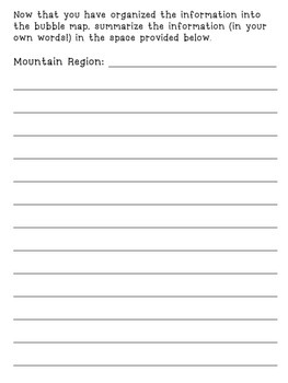 Three Regions of NC