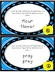 Three SETS of Multiple Meaning Words task cards - grades 2-4