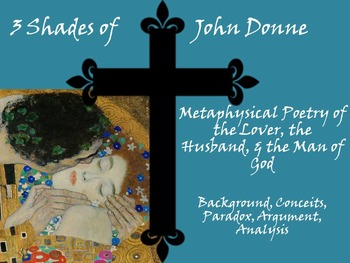 Three Shades of John Donne - Metaphysical Poetry
