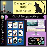 Three Skeleton Key Digital Escape Room/ Breakout Activity