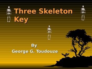 Three Skeleton Key Fiction Short Story PowerPoint