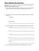 Three Skeleton Key: Reading Strategies Application & Comprehension Questions PDF