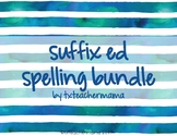 Three Sounds of ED Activity Pack