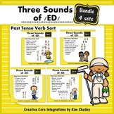 Three Sounds of /ED/ Sort BUNDLE