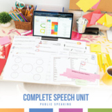 Public Speaking Unit: Impromptu, How-To, Narrative, Biographical, and More