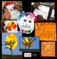Halloween Art Lessons - Three Spooktacular Activities