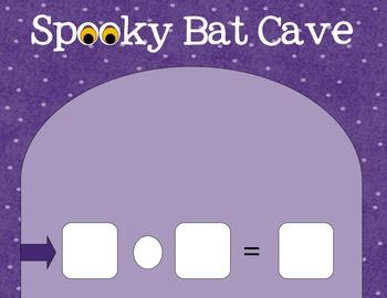 Three Spooky Bats Songtivity/Chantivity {Beginning Subtraction Freebie}