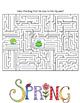 Three Spring Mazes