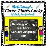 Three Times Lucky Comprehension, Writing, and Discussion T