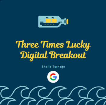 Three Times Lucky Digital Breakout Escape Room
