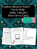 Three Times Lucky Literature Circles or Novel Study