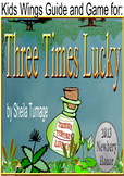 Three Times Lucky by Sheila Turnage, A Newbery Honor Murder Mystery