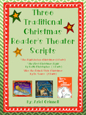 Three Traditional Christmas Reader's Theater Scripts