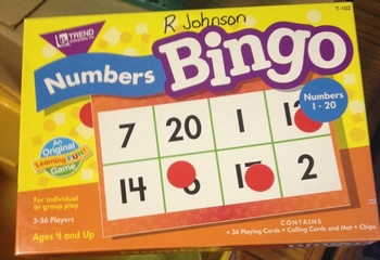 Three Trend Bingo games